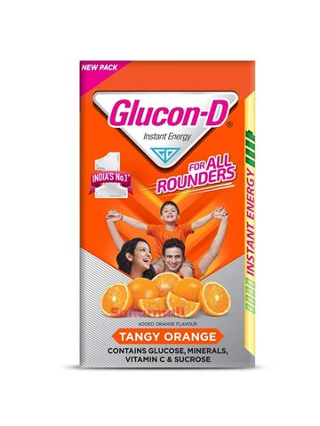 Glucon-D Tangy Orange (1KG)