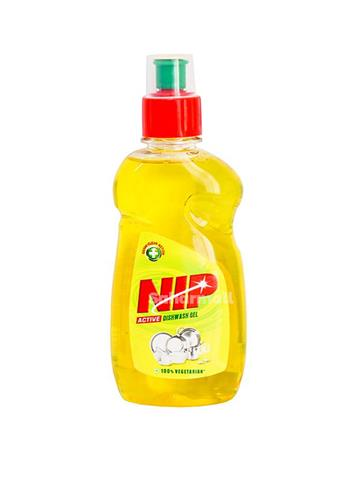 Nip Active Dish Wash Gel 250 ml