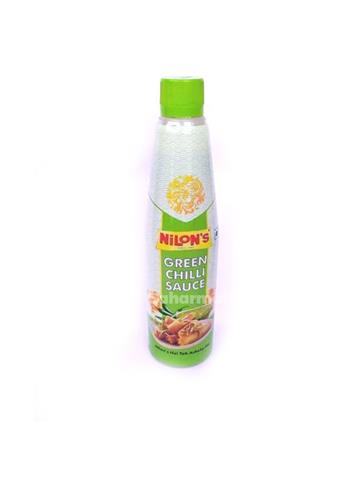 Nilons Green Chilly Sauce 660g