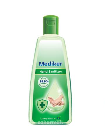 Mediker Hand Sanitizer - 70% Alcohol Based 500ml