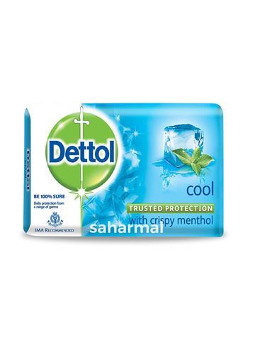Dettol - Crispy Menthol Intanse Cool 75g