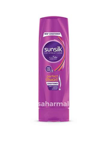SUNSILK PERFECT STRAIGHT CONDITIONER (180 ML)