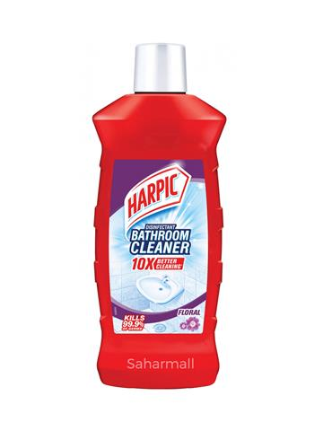 Harpic Bathroom Cleaner Floral (1 L)