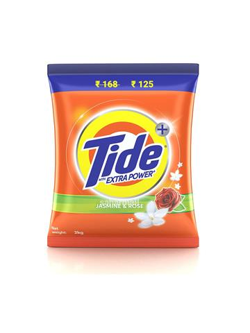Tide plus with extra power Jasmine & Rose 1.5 KG