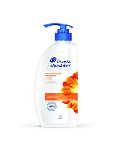 Head & shoulders Anti Dandruff Shampoo, Anti Hair Fall (650 ml)
