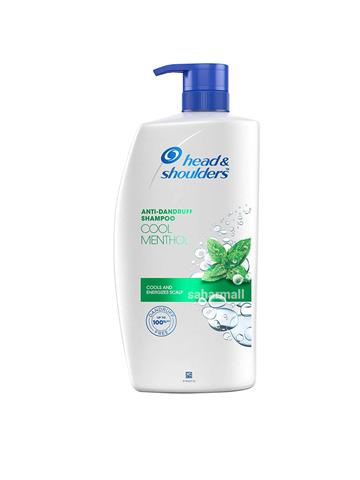 Head & shoulders Anti Dandruff Shampoo, Cool Menthol (650 ml)