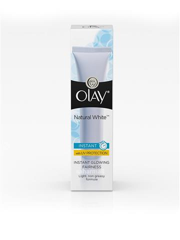 Olay Natural White Instant With UV Protection 20g