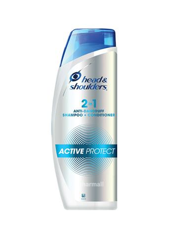 Head & shoulders Active Protect 2-in-1 Anti Dandruff Shampoo + Conditioner (340 ml)