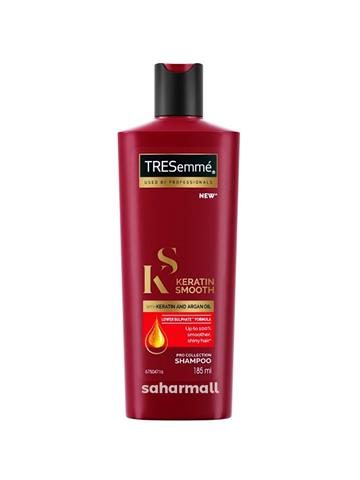 Tresemme Keratin Smooth With Argan Oil Shampoo (580ml)