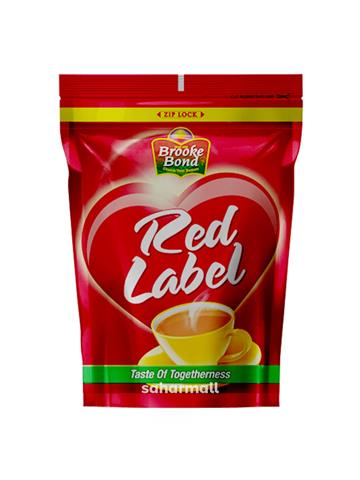 BROOKE BOND RED LABEL TEA (1 KG)
