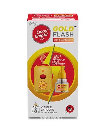 Good knight gold flash Liquid vapouriser (45ml) Refill