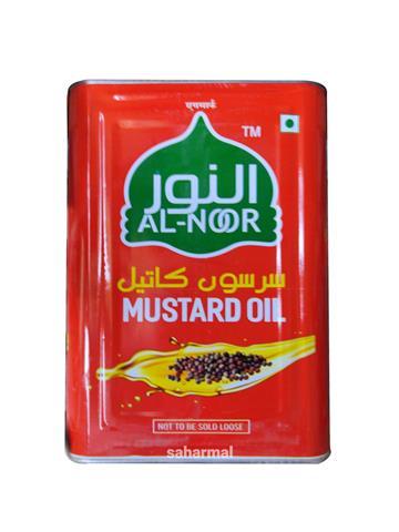 Alnoor Mustard Oil (15kg)