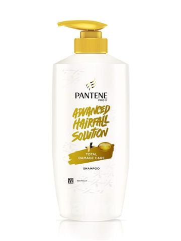 Pantene Pro V Advanced hair fall solution Total Damage Care Shampoo (650 Ml)