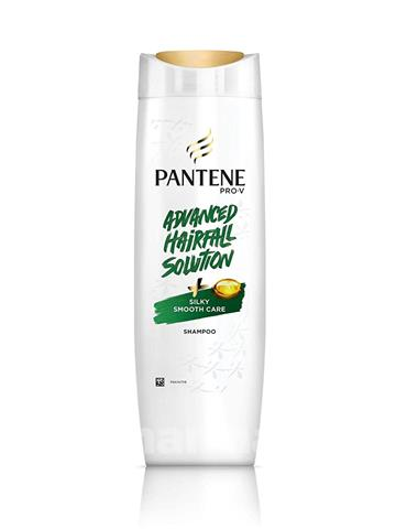 Pantene Pro-V Advanced Hair Fall Solution, Silky Smooth Care Shampoo (340 ml)
