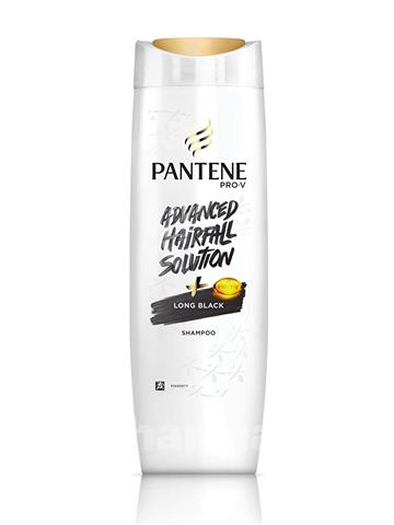 Pantene Pro-v Advanced Hair fall Solution Long black Shampoo (340 ML)