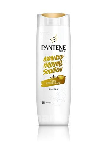 Pantene Pro-V Advanced Hair Fall Solution, Total Damage care Shampoo (340 ml)