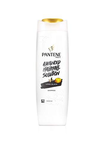 Pantene Pro-V Advanced Hair Fall Solution, Long Black Shampoo (180 ml)