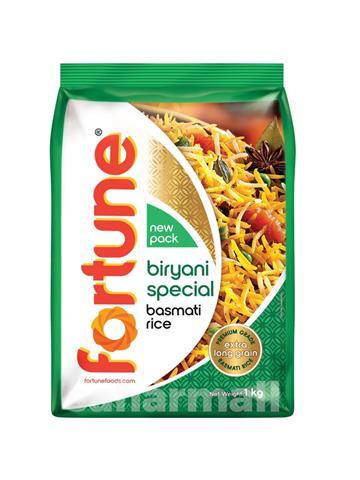 Fortune Special Biryani Basmati Rice, (1kg)