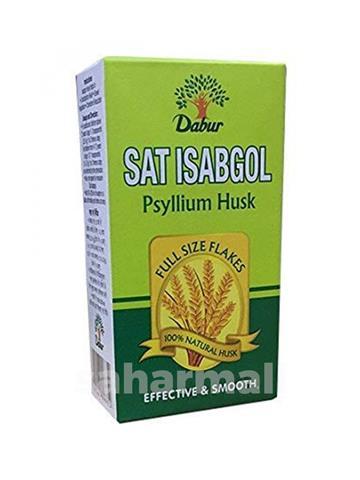DABUR SAT ISABGOL PSYLLIUM HUSK (200 GM)