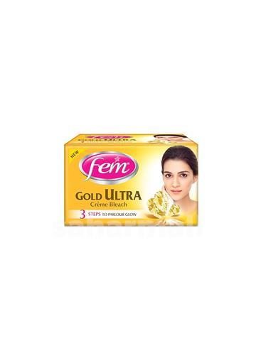 FEM FAIRNESS NATURALS BLEACH - GOLD ULTRA (10GM)