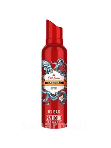 Old Spice krakengard deodorant body spray (140ml)
