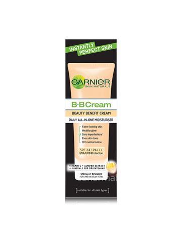 Garnier Skin Naturals BB Cream SPF 24 Moisturiser (30g)