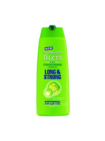 garnier fructis strengthning shampoo - long & strong (175ml)