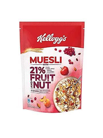 Kelloggs Muesli Fruit & Nut (500 Gm)