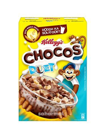 Kellogg's Chocos Duet (375 Grams)