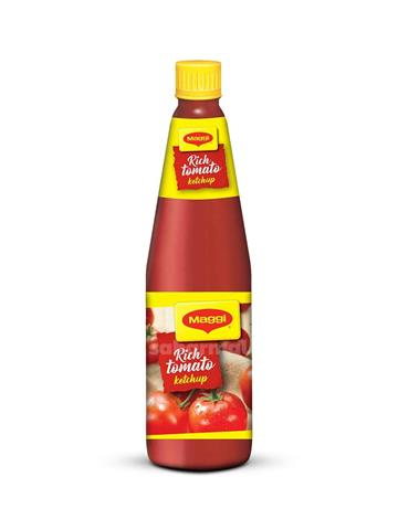 Maggi Tomato Ketchup Bottle, 500g