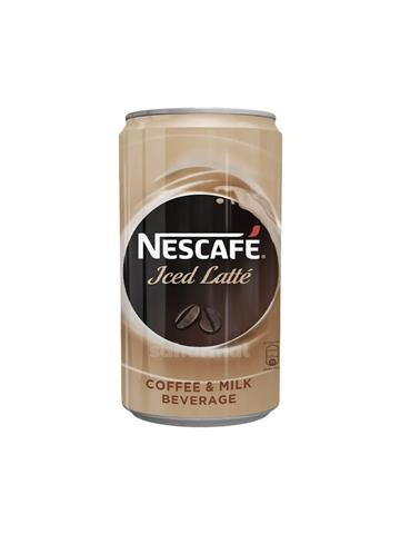 NESCAFE ICED LATTE coffee & milk 180ML