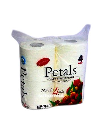 Petals tissue paper 400 sheets 4 ply pack