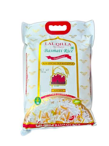 Lal Qilla The Original Basmati Rice Special Old Malai Aged Rice 5kg