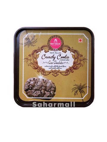 Hatrick Crunchy Cookies coco chocolate (400gm)