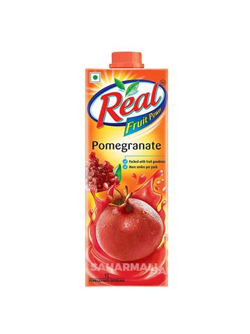 Real Fruit Pomegranate 1L