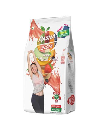 Rasna Insta Mixed Fruit 500gm