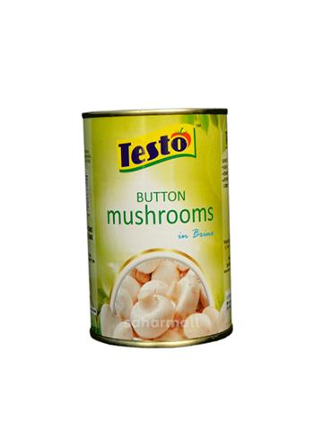 Button mushrooms in 2% brine 400gm