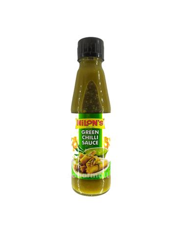 Nilons green chilli sauce (180g)