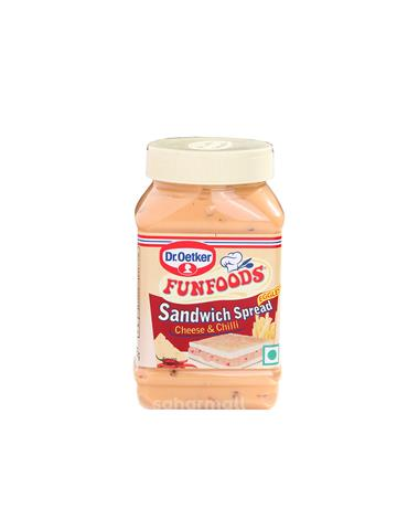 Funfoods Sandwich Spread Cheese & Chilli 275g