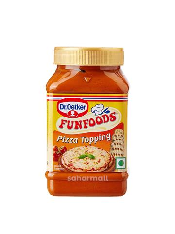 Fun Foods Pizza Topping 325g