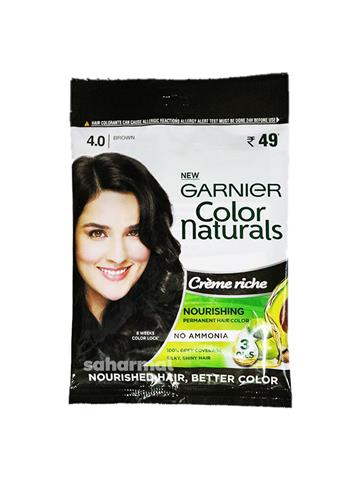 Garnier Color naturals brown 4.0 30ml