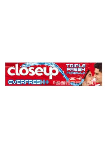 Closeup Red Hot Triple fresh formula (150gm)