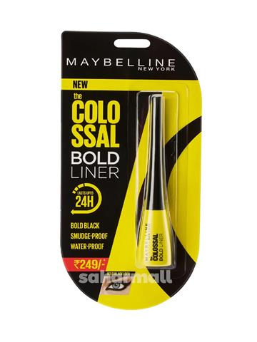 Maybelline new your colossal bold liner smudge-proof water proof 3ml