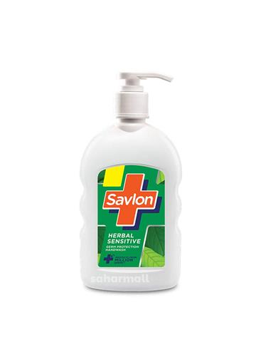 Savlon herbal sensitive Germ Protection Liquid Handwash (200ml)