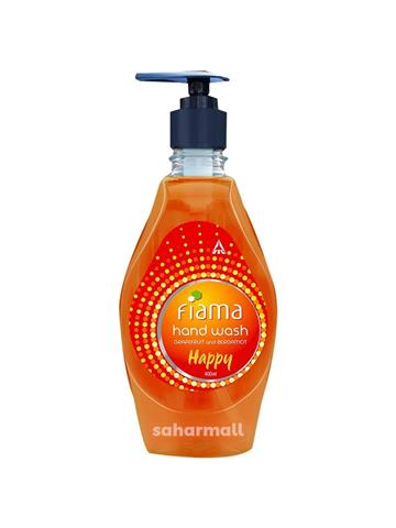 Fiama Happy Hand Wash, 400 ml Bottle