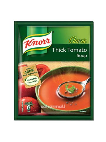 knorr thick tomato soup (53g)