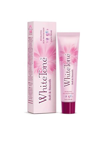 White Tone Soft & Smooth Face Cream (50g)