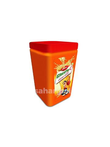 DABUR GLUCO PLUS-C ORANGE (400 GM)