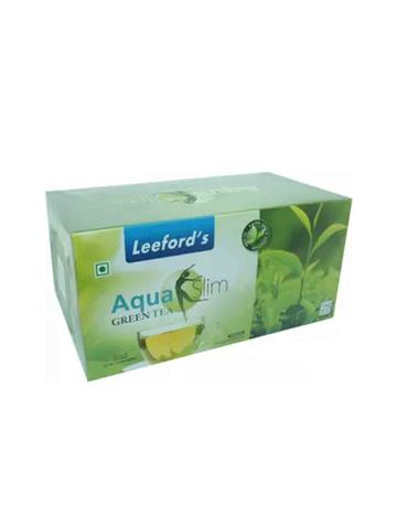 Leefords Aqua Slim Green Tea 25 Tea Bags