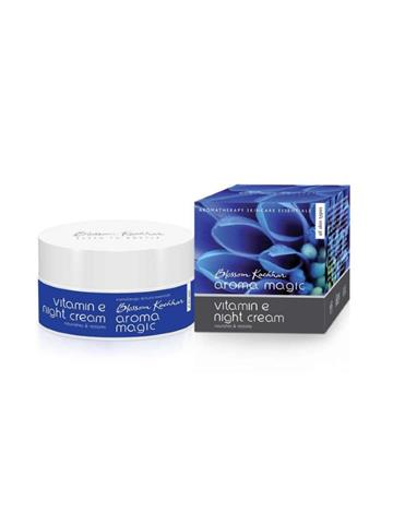 Blossom Kocchar  Aroma Magic vitamin e night cream nourish and restores  50g